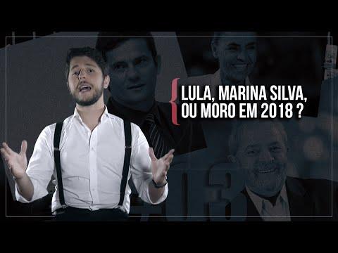 Lula, Marina Silva, ou Moro em 2018? - Jogos de Poder #3