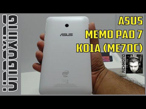 Asus Memo Pad 7 (K01A) Обзор Планшета paradizo72.ru