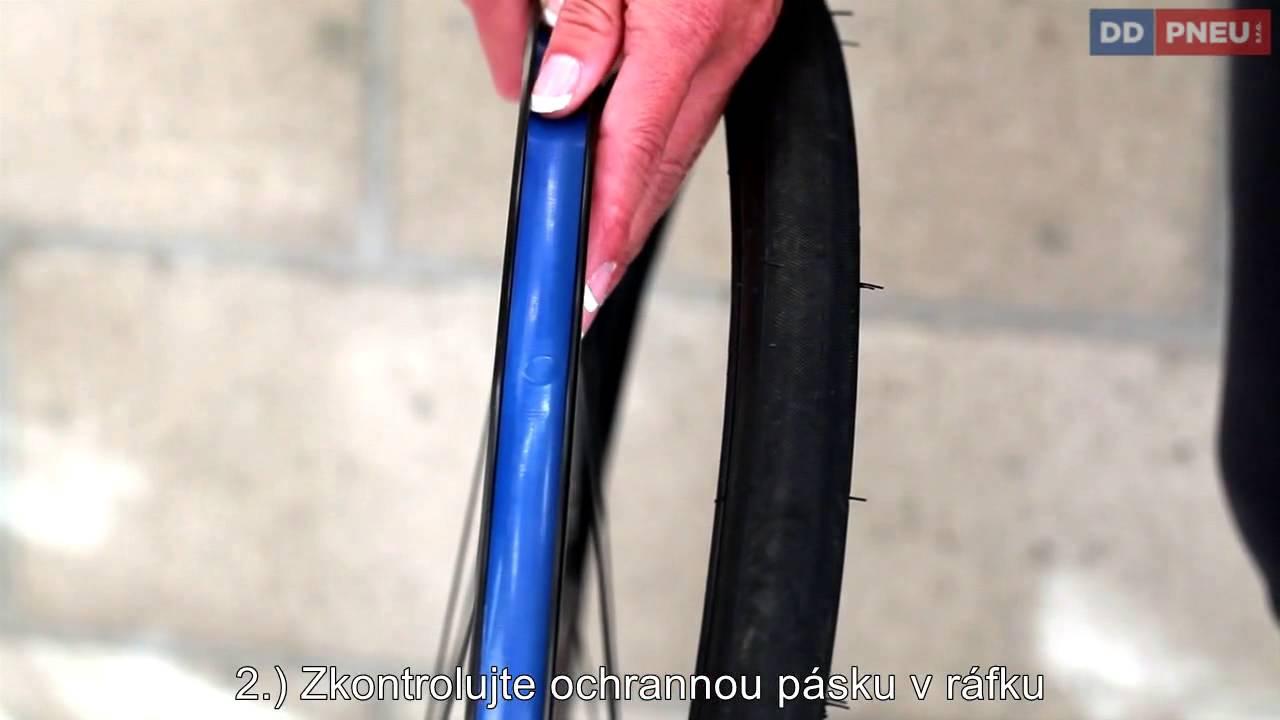 Odlehčená cyklo duše SlimPro Smart Lite Tube