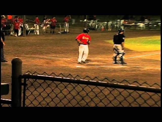 Steve Garcia - Na Koa Ikaika Maui Baseball Team Catcher