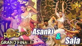 Iresha Asanki with Sala Mega Stars 3   GRAND FINALE   2021-10-02
