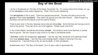 Day of the Dead MS