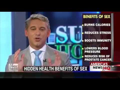 Hidden benefits of Sex