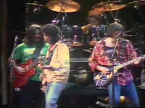 Neil Young and Crazy Horse WELD Part1