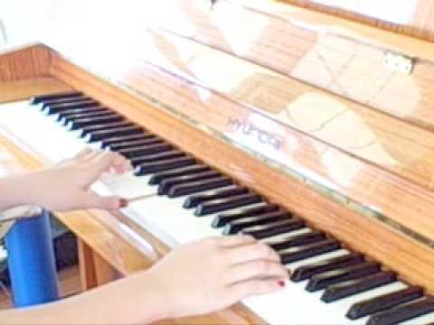 MY Answer - SEAMO - Naruto Shippuden Ending 10 Piano Cover