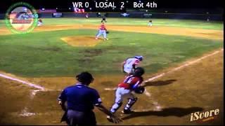 2013 Bronco World Series: West Raleigh NC vs Los Alamitos CA