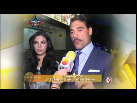 Eduardo Yañez y elenco presentan Amores con Trampa #HOY