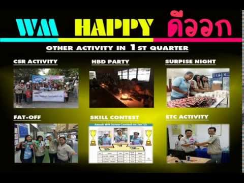 HAPPY Thai Samsung Electronics: HAPPY WM