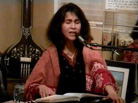 Krishna Bhajan : Hari Bhajan Bina Sukh Shanti Nahin Jayati 2-28-2010 video
