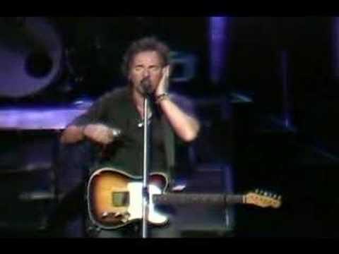 Bruce Springsteen - Gypsy Biker