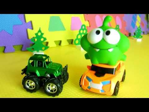 Роботы - Трансформеры и игрушечные машины. Все серии подряд. Игрушки для детей