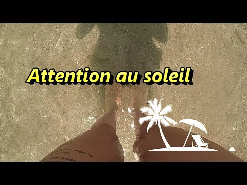 VLOG  Attention au soleil  8 juillet 2017