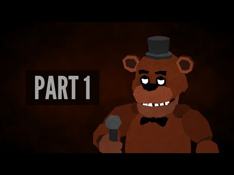 Top 10 Facts Five Nights at Freddy's [Part 1]