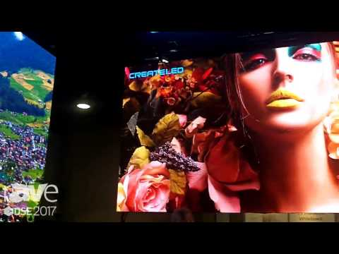 DSE 2017: CreateLED Introduces AirMAG1 and AirMAG2 LED Display