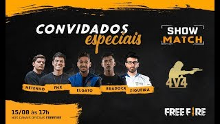 CONTRA SQUAD: O SHOWMATCH