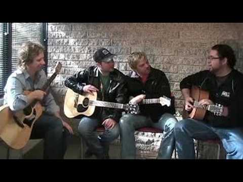 Mike McGuire's Celebrity Guitar Lessons 3- Doc Walker That Train P1/2