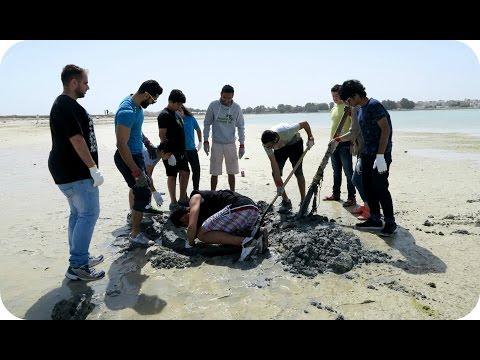 BEACH CLEAN UP | Bahrain