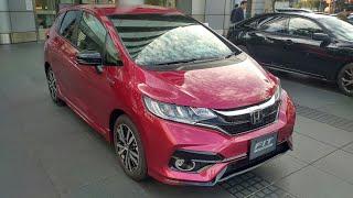 In Depth Tour Honda Fit Hybrid JDM - Indonesia