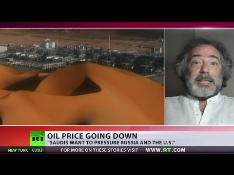 Pepe Escobar blames Saudis for oil prices drop with US, Russia targets