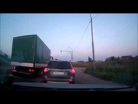 Обочечник. Смешно и грустно. Driving in Russia