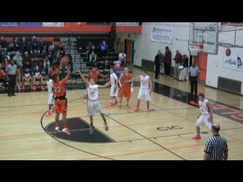 Wasatch Academy Tigers vs Wasilla Warriors, 2014 Alaska Airlines Classic Basketball