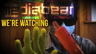 Video: COVID Contact Tracers. Always Watching Me (Music) - Media Bear