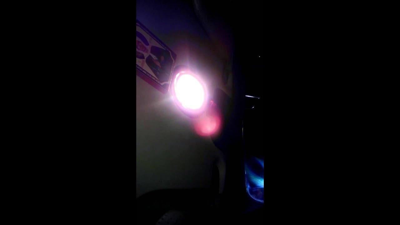 Подсветка салона ваз 2104