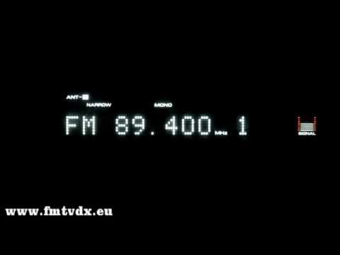 FM DX sporadic E in Holland: Algeria 89.4 MHz Radio ?