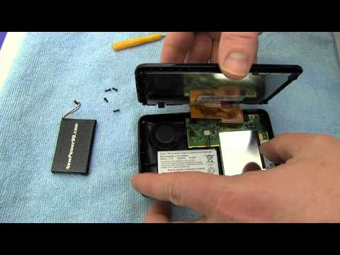 How To Replace Your Garmin Nuvi 2455 Battery