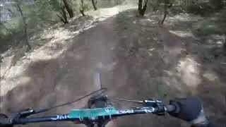 Regional Downhill Race Mexico.