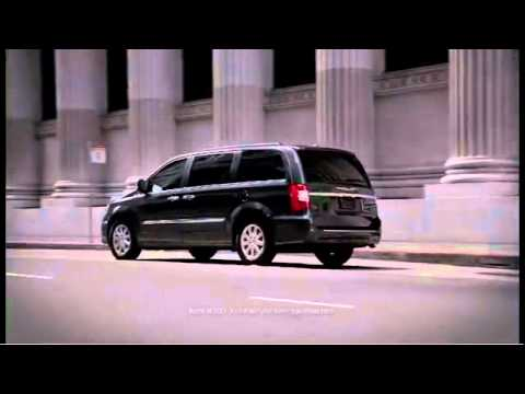 Реклама Chrysler Town & Country