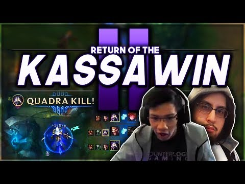 Shiphtur - HOW TO COUNTER ZOE | KASSAWIN!!! ft. imaqtpie