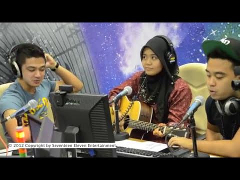 Sleeq Ft Najwa Latif - Untuk Dia (akustik) | Live  Muzik.fm video