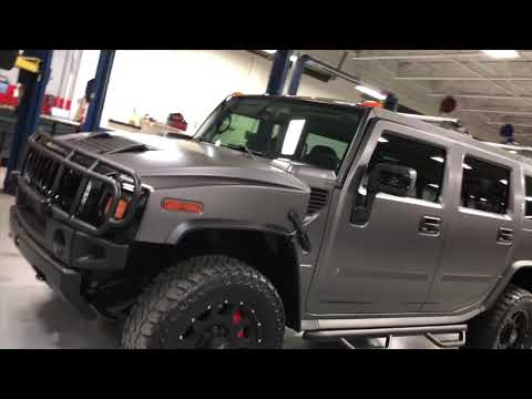 BFP Supercharged Hummer H2!?