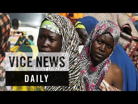 VICE News Daily: Nigerians Flee Boko Haram