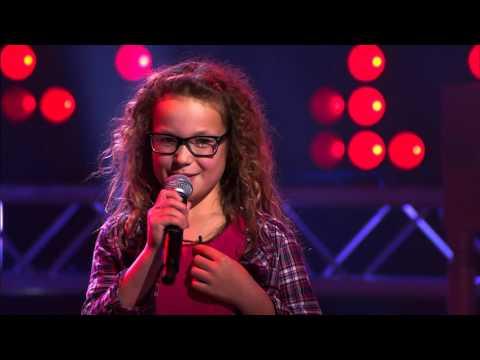 Emma – 'Wannabe' | Blind Audition | The Voice Kids | VTM