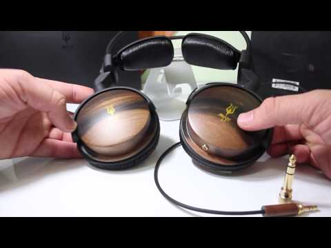 Unboxing & Review Meze 88 Headphones Audífonos
