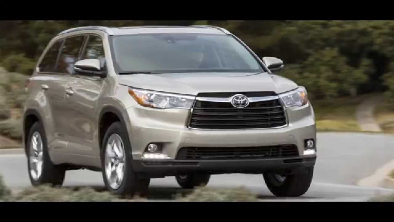 2016 toyota highlander expert review youtube. Black Bedroom Furniture Sets. Home Design Ideas