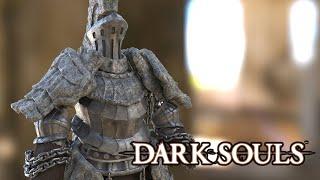 Dark Souls Remasterd #025 -  Havel The Rock [BLIND] [KOOP] [TWITCH]
