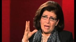 قناة بي بي سي عربي - المشهد- لقاء مع القاضية الليبية والناشطة الحقوقية نعيمة جبريل