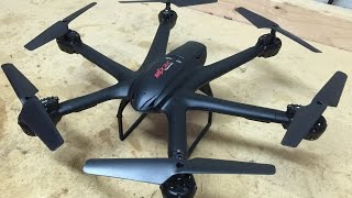 MJX X600 Hexacopter Review