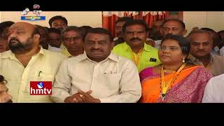 TDP Leaders Fight In Intitiki TDP | Jordar News