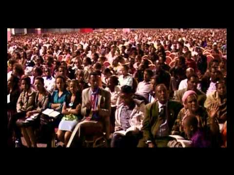 New Ethiopian Protestant Mezmur Millenium Hall Preaching By Pastor Mo.you Go City Church Part 2 video