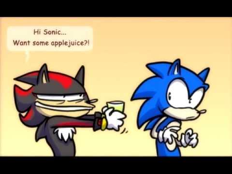 Shadow the hedgehog comics
