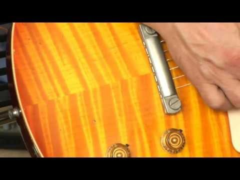 2003 Gibson Les Paul 59 Reissue Dave Johnson Historic Makeover Part4