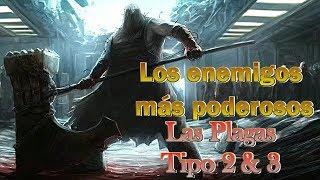 Top 8: Los enemigos más poderosos con las Plagas Tipo 2 & 3