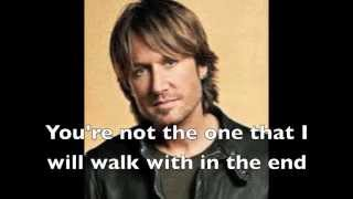 Watch Keith Urban Youre Not My God video
