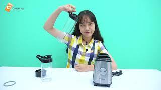 Máy xay sinh tố xách tay Xiaomi Ocooker Circle Kitchen