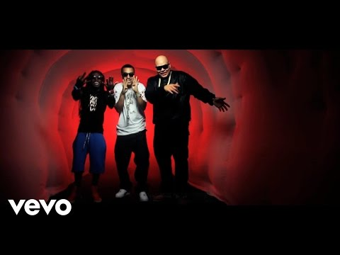 Fat Joe (Feat. Dj Khaled, Lil Wayne, ASAP Rocky & French Montana) - Yellow Tape