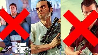 GTA 5 Trevor Kills Michael And Jimmy